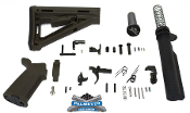 Palmetto State Armory Magpul MOE Mil-Spec Lower Build Kit, MAG400-ODG, MOE LPK in Olive Drab Green