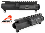 APAR610401A Aero Precision Assembled AR15 Upper Receiver - No Forward Assist
