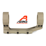APRA210210 Aero Precision Ultralight 30mm Standard Scope Mount - FDE Cerakote