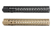 APPG308225 - Aero Precision M5 (.308) Enhanced KeyMod Handguard - Gen 2
