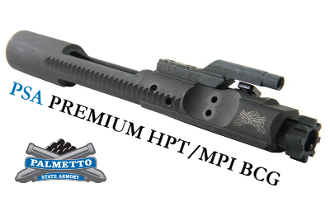 Palmetto State Armory PREMIUM HPT/MPI Bolt Carrier Group w LOGO 8779