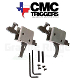 CMC AR-15/10 Flat 92504 or Curved 92502 Trigger Group - 2 Stage - 2lb / 2lb