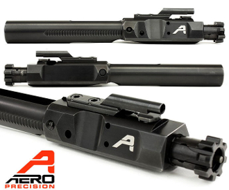 APRH308186C - APRH308186 - Aero Precision .308 / 7.62 Black Nitride Bolt Carrier Group