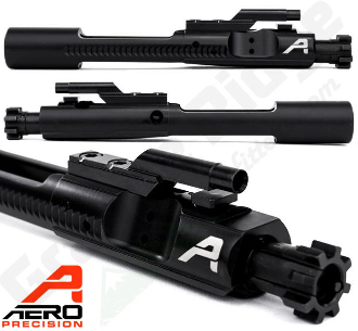 APRH100615C - APRH100615 - Aero Precision 5.56 Bolt Carrier Group, Complete - Black Nitride