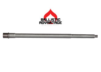 "BABL223021P - Ballistic Advantage 18"" .223 Wylde SPR Stainless Steel Rifle Length AR 15 Barrel w/ Ops 12, Premium Series"