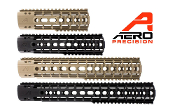 APPG100003-GEN2 - Aero Precision AR15 Enhanced Quad Rail Handguards, Gen 2
