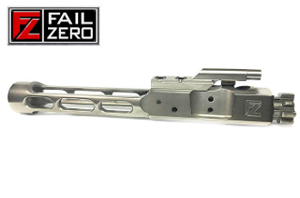FZ-LW-BCG-01-NH - FailZero 5.56 LIGHTWEIGHT EXO Nickel Boron Bolt Carrier Group