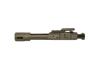 SRC XPB Bolt Carrier Group - FDE - Sharps Rifle Company SRC XPB Bolt Carrier Group with DLC coating
