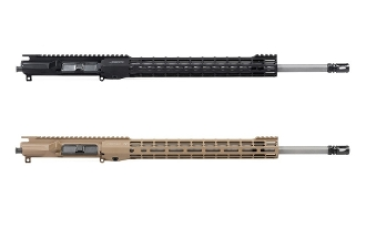 "APPG700225P53 - M4E1 Threaded 20"" 6.5 Grendel Complete Upper Receiver w/ ATLAS S-ONE Handguard"