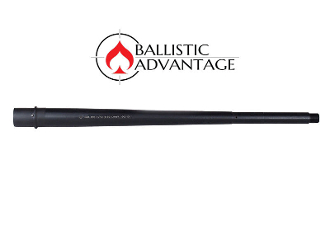 "BABL308007M - Ballistic Advantage 18"" .308 Heavy Profile Rifle Barrel"