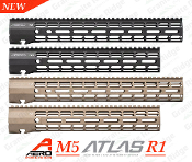 APPG538704 - Aero Precision M5 ATLAS R-ONE M-LOK Handguards