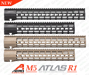 APPG538604 - Aero Precision M5 ATLAS R-ONE KEYMOD Handguards