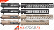 Aero Precision M5 Upper / ATLAS R-ONE Keymod Combo Set