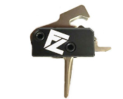 FZ-TRIGGER-GRP-02 - FailZero Trigger Group - FLAT - 3.5lb EXO AR15 Drop in Trigger