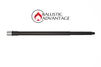 "BABL223021PQ - Ballistic Advantage 18"" .223 Wylde SPR Barrel - Black Series"