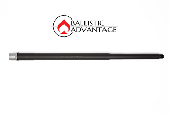 "BABL223022PQ - Ballistic Advantage 20"" .223 Wylde DMR Barrel - Black Series"