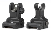 APPG101122 - Aero Precision Flip-Up Sight Set - GEN2 - Black or FDE - APRH101122C - APRH101203C
