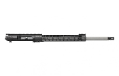 "M5 22"" 6.5 Creedmoor SS Fluted Complete Upper Receiver w/ ATLAS S-ONE Handguard - APPG538105M70"